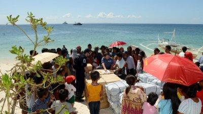 Евакуация във Филипините заради тайфун