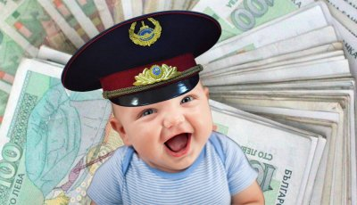 Абе, как се забременява с полицайче? Сигурно на задна прашка...