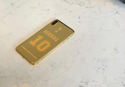 Спортистите се прехласват по златни айфони