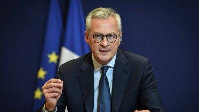 Франция ще харчи 1,6 милиарда евро месечно в помощ за бизнеса
