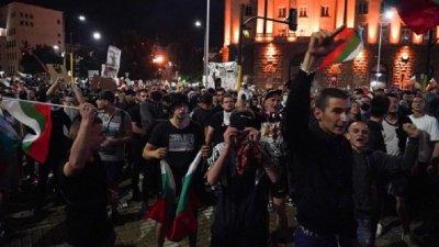 138 дни протести: На мушката е локдаунът