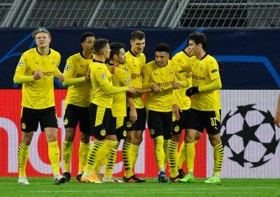 Дортмунд и Лацио с нова стъпка към 1/8-финалите в Шампионската лига