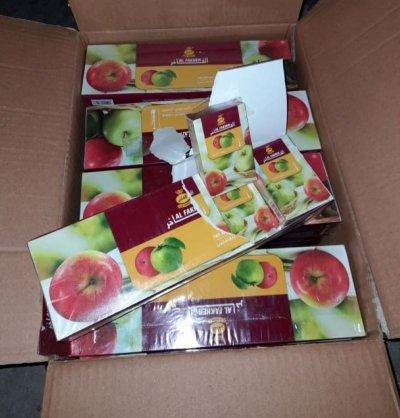 Митничари спипаха иракчанин с 500 кг контрабанден тютюн за наргиле