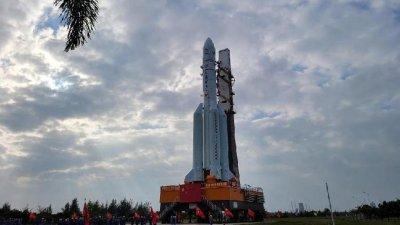 Чан'ъ-5 ще изпълни историческа мисия