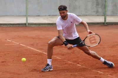 Григор Димитров трети по победи след обрат за сезона