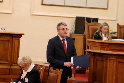 Мустафа Карадайъ към ГЕРБ: Че вие сегашната конституция не спазвате