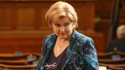 Менда Стоянова: Борисов е уникален