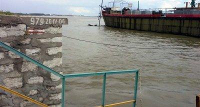 Нивото на Дунав при Видин тревожно високо