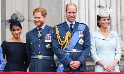 Разпад в кралското семейство