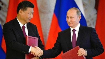 """""""Нова ера"""" на приятелство между Русия и Китай"""