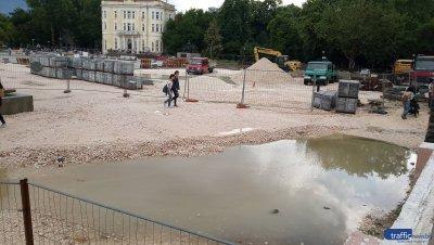 След потопа: Пловдив и Стара Загора се борят с бедствието