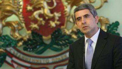 Плевнелиев: Македонският президент наистина вярваше, че и аз съм македонец