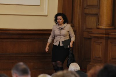 Министерска караница в парламента