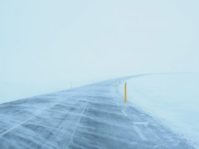Внимавайте - лед е сковал половин България