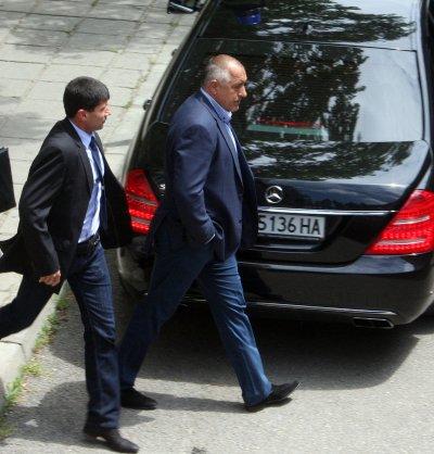 """НСО опроверга Борисов - проверява всички в резиденция """"Бояна"""""""
