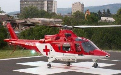 Все пак ще има медицински хеликоптер