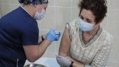 Болница до Москва вече бие ваксини