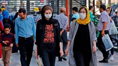 Иран с рекорд от 14 051 нови случая на COVID-19
