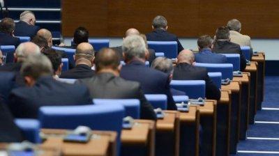 Депутатите закриха временната комисия за Конституцията