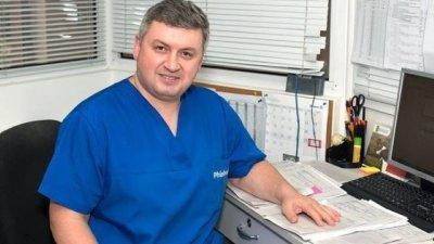 Известен бургаски хирург загуби битката с COVID-19