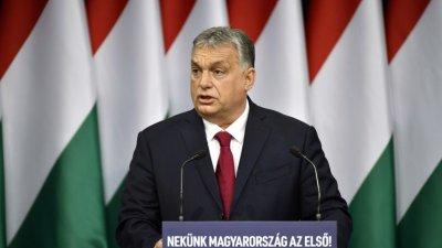 Орбан към Германия: Не повдигайте сега темата за върховенството на закона