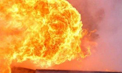 Кола и гараж изгоряха край Добрич