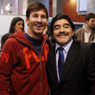 Лео Меси за Марадона: Напусна ни, но не си отива!