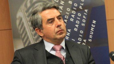 Плевнелиев не вярва, че властта иска да бави изборите