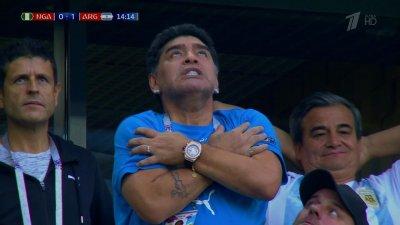 Син на Марадона поиска ексхумация на баща си