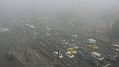 Безплатни паркинги в София заради отровния въздух
