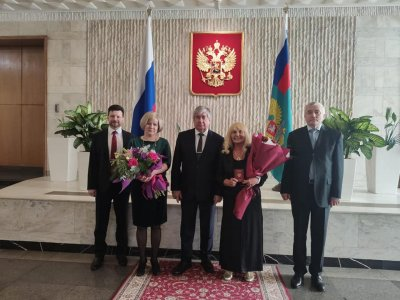 Посланик Макаров връчи на Грета Ганчева руския й паспорт (СНИМКИ)