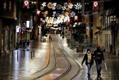Истанбул опустя (СНИМКИ)