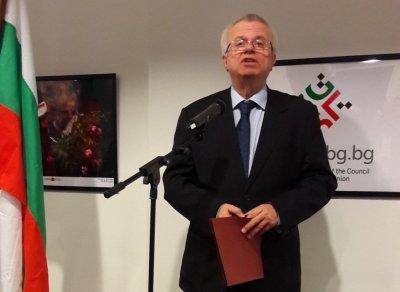 Руси Иванов става секретар на Румен Радев