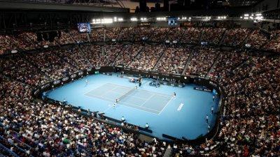 Тенис триумф: Аустрелиън Оупън стартира на 8 февруари