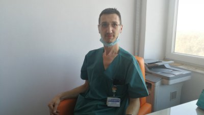 Медицинско чудо! Лекари спасиха срязана ръка