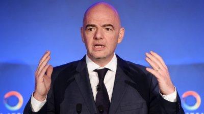 Президентът на ФИФА каза тежката си дума за ВАР