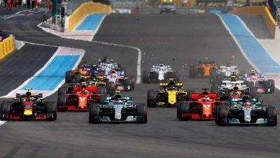 """Формула 1 преговаря с """"Амазон"""" за излъчване на състезанията"""