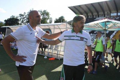 Венци Стефанов: Предложих Ясен Петров за национален селекционер