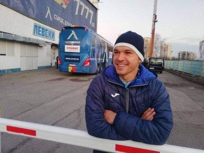 Божинов: За мен е важно да има конкуренция за всеки пост в Левски