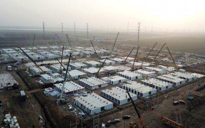 Строят гигантски карантинен център в Китай