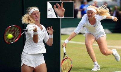 Тенисистка без пет пръста - в основната схема на Аустрелиън Оупън
