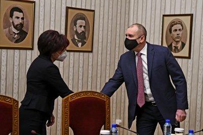 Караянчева: Датата на изборите 4 април е без никакви аргументи