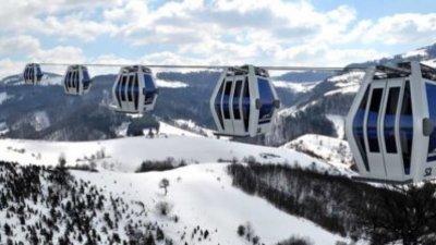 Сърбия откри най-дългия кабинков лифт в света