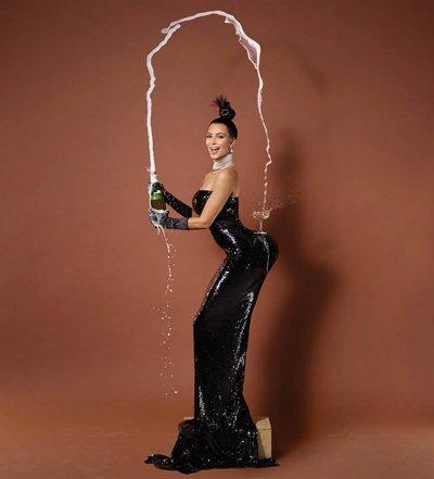 Ким Кардашиян удари 200 млн. последователи в инстаграм