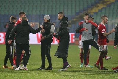 Нов тренира с ЦСКА