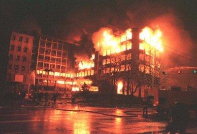 Съдят НАТО за бомбардировките над Югославия