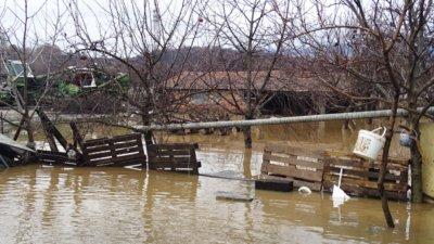 Ситуацията в Благоевградско се нормализира след наводнението