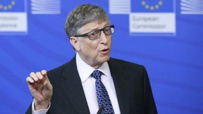 Бил Гейтс затъмнява Слънцето, спасява ни от глобалното затопляне