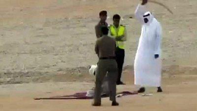 Едва 27 екзекутирани за година в Саудитска Арабия