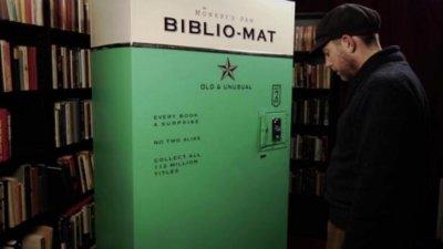 Браво! БиблиоМат отдава книги във Варна